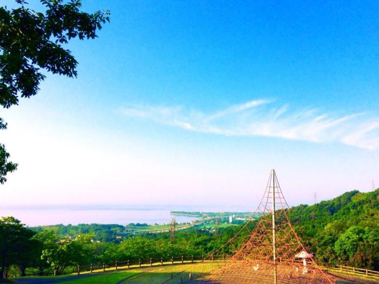 滋賀県の大津市比良げんき村キャンプ場