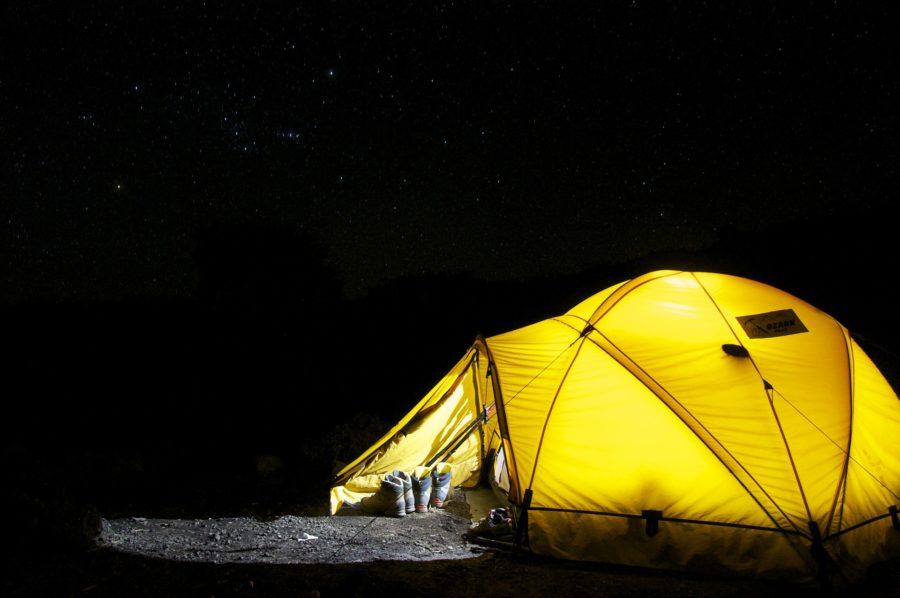 初めてのキャンプ!どんなテントを買えばいいの?