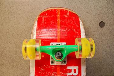 スケートボードという乗り物