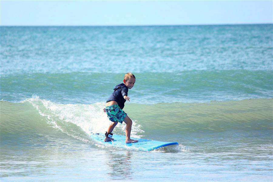 波をつかむタイミング