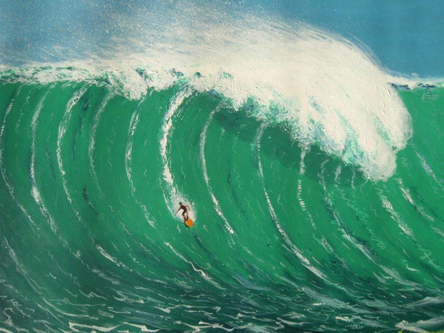 舞阪でのサーフィンは苦い思い出
