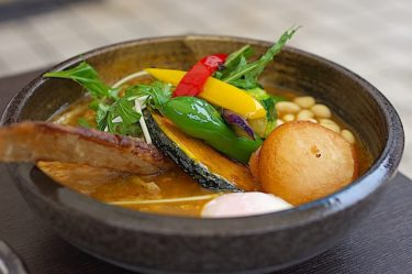 キャンプでオススメの簡単料理 〜カレーフォンデュ〜