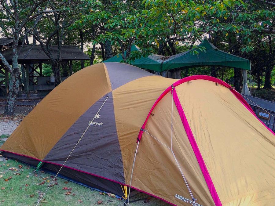 スノーピーク アメニティードームの次に買いたいテントはこれ!