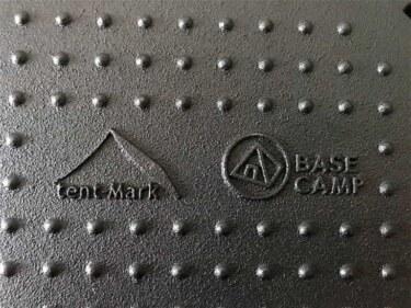 男前グリルプレートはソロキャンやデュオキャンでガンガン使える超小型鉄板