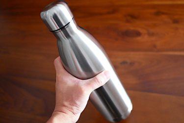 爆弾ですか?いえ、水筒です。