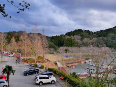 稲ヶ崎キャンプ場(千葉県)は、のんびり池を眺めて過ごすキャンプ場