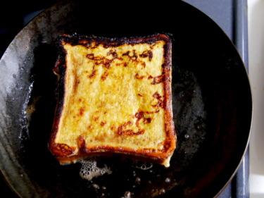 turk(ターク)で作るフレンチトーストはカリフワが正解