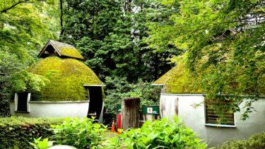 熊本県「風の里」キャンプ場の夕日とトイレがエモい